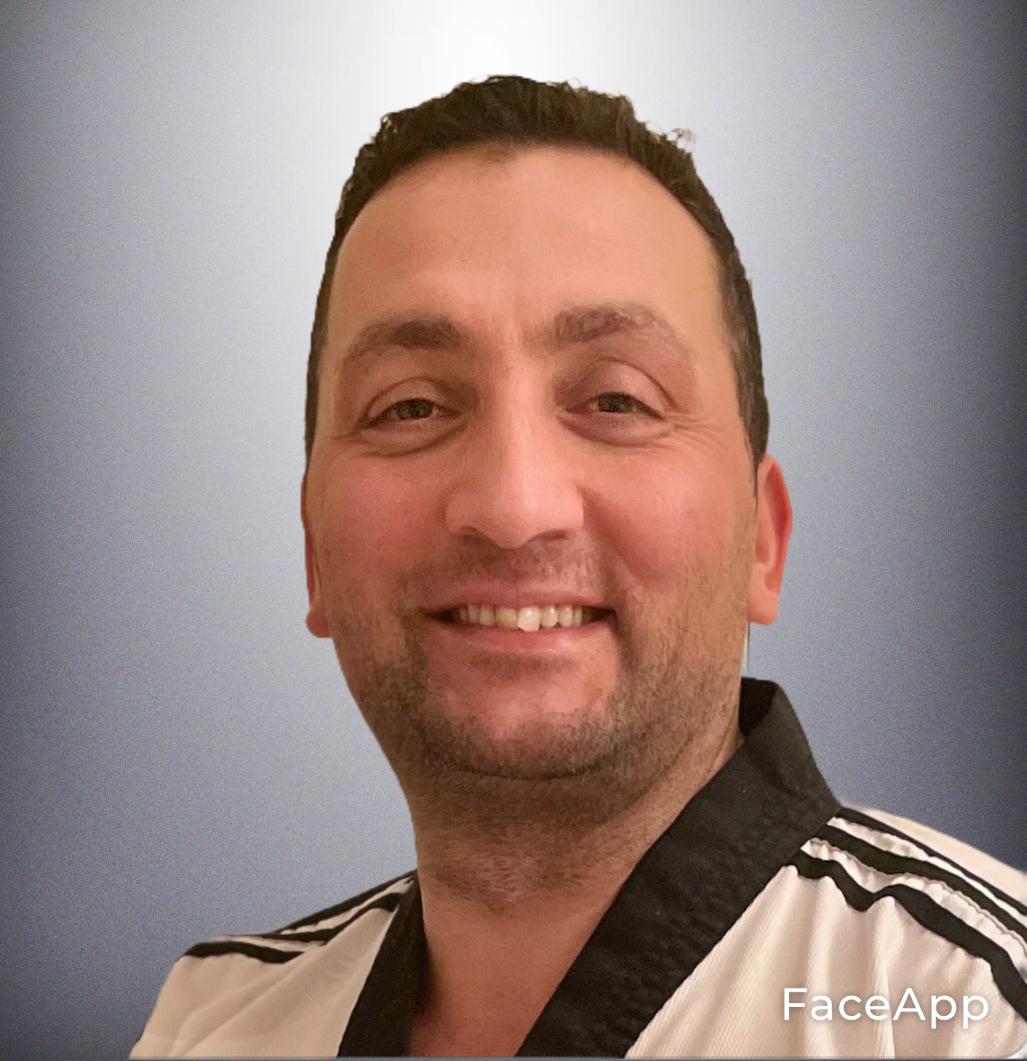 Kemal Cinar - 1. Vorsitzender - Taekwondo Sportschule Cinar e.V.