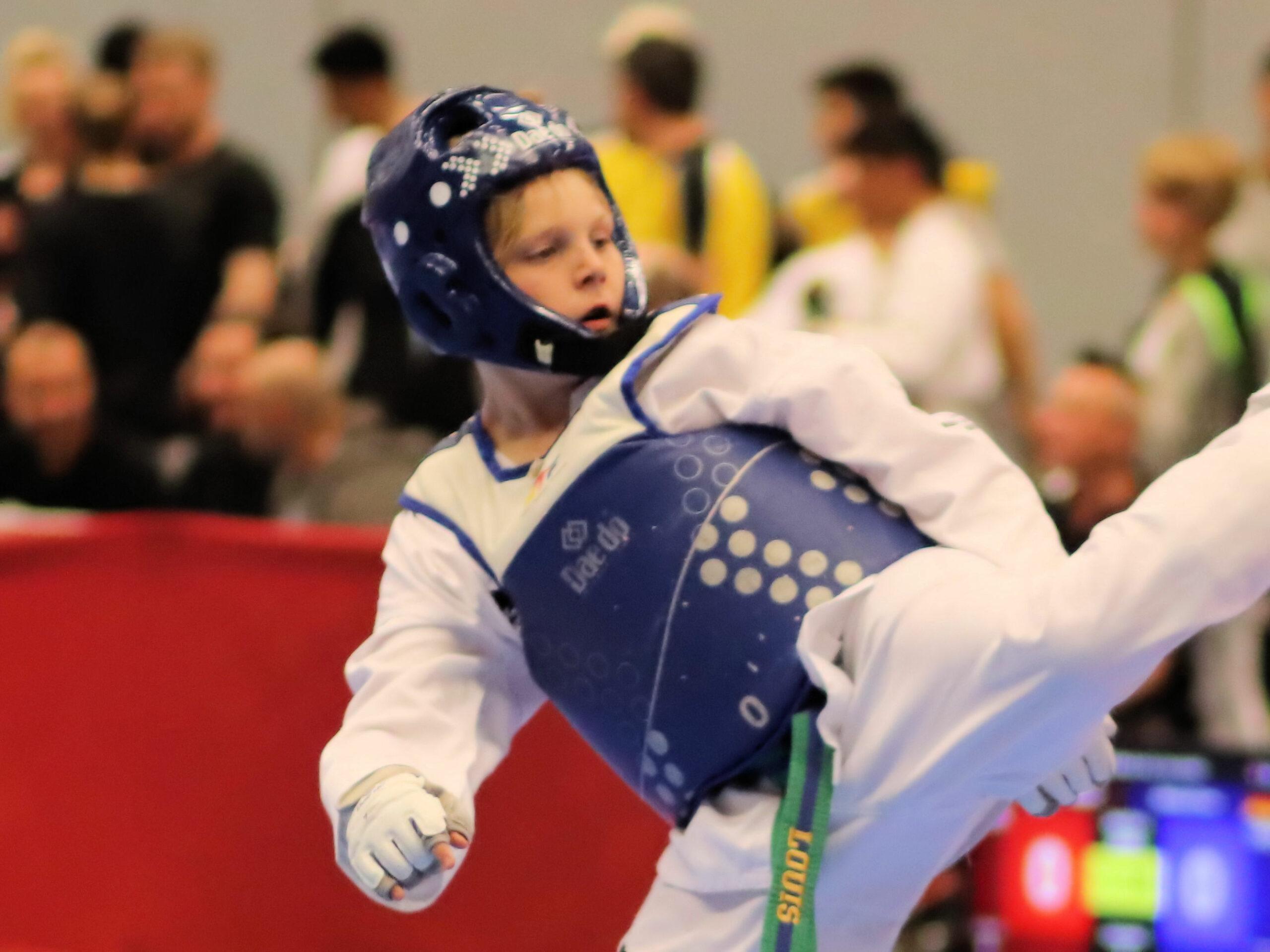 Louis Engels - Taekwondo Sportschule Cinar e.V.