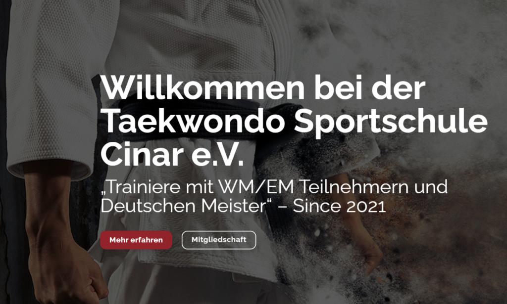 Taekwondo Sportschule Cinar e.V. - Wuppertal