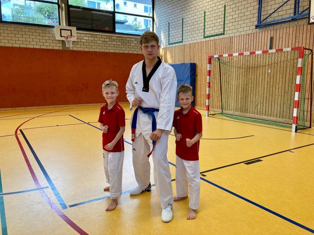 Lukas Friedrich - Taekwondo Sportschule Cinar - Wuppertal